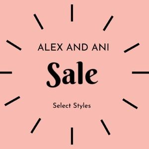 🛍 2/$15 ALEX AND ANI STYLES 🛍